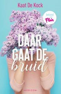 Paperback: Daar gaat de bruid - Kaat De Kock