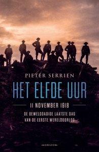 Paperback: Het elfde uur - Pieter Serrien