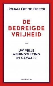 Paperback: De bedreigde vrijheid - Johan Op de Beeck