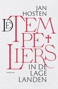 Paperback: De tempeliers in de Lage Landen - Jan Hosten