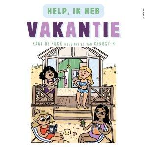 Audio download: Help, ik heb vakantie! - Kaat De Kock