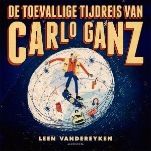 Audio download: De toevallige tijdreis van Carlo Ganz - Leen Vandereyken