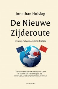 Paperback: De Nieuwe Zijderoute - Jonathan Holslag