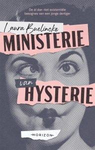 Paperback: Ministerie van Hysterie - Laura Buelinckx