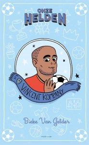 Digitale download: Onze helden: Vincent Kompany - Bieke Van Gelder