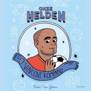 Audio download: Onze helden: Vincent Kompany - Bieke Van Gelder