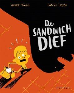 Gebonden: De sandwichdief - André Marois