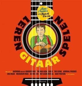 Gebonden: Leren gitaar spelen - Bart Peeters