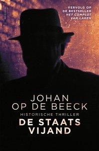 Paperback: De staatsvijand - Johan Op de Beeck