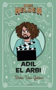 Paperback: Onze helden: Adil El Arbi - Bieke Van Gelder