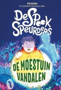 Gebonden: De spookspeurders en de moestuinvandalen - Tine Bergen