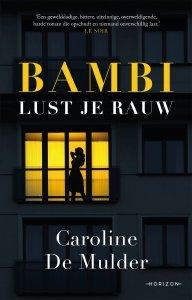 Paperback: Bambi lust je rauw - Caroline De Mulder