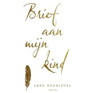 Audio download: Brief aan mijn kind - Leen Dendievel
