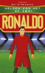Paperback: Helden van het EK 2021: Ronaldo - Matt en Tom Oldfield