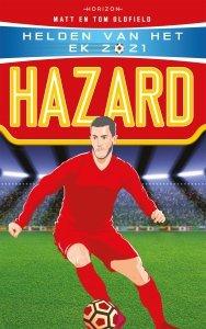 Paperback: Helden van het EK 2021: Hazard - Matt en Tom Oldfield