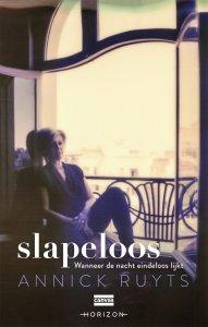 Paperback: Slapeloos - Annick Ruyts