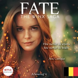 Audio download: Fate: The Winx Saga deel 6 - Ava Corrigan