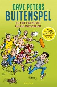 Paperback: Buitenspel - Dave Peters