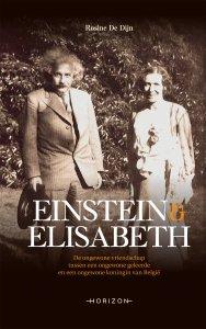 Gebonden: Einstein en Elisabeth - Rosine De Dijn