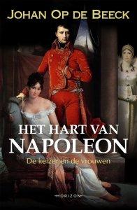 Gebonden: Het hart van Napoleon - Johan Op de Beeck