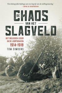Paperback: De chaos van het slagveld - Tom Simoens