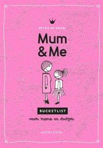 Paperback: Mum & Me - Petra De Pauw