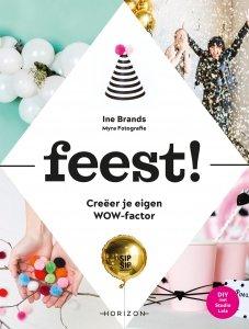 Paperback: Feest! - Ine Brands