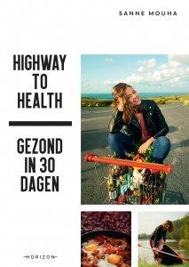 Digitale download: Highway to Health - Sanne Mouha