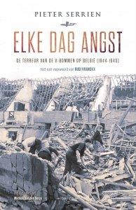 Paperback: Elke dag angst - Pieter Serrien