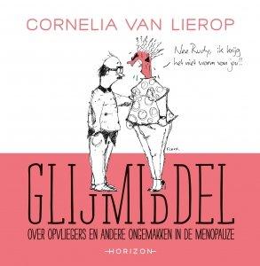 Paperback: Glijmiddel - Cornelia van Lierop & Fleur van Groningen
