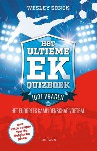 Paperback: Het ultieme EK-Quizboek - Wesley Sonck