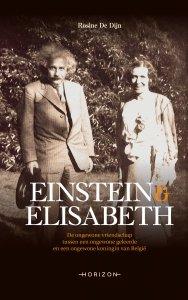 Paperback: Einstein en Elisabeth - Rosine De Dijn