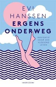Paperback: Ergens onderweg - Evi Hanssen