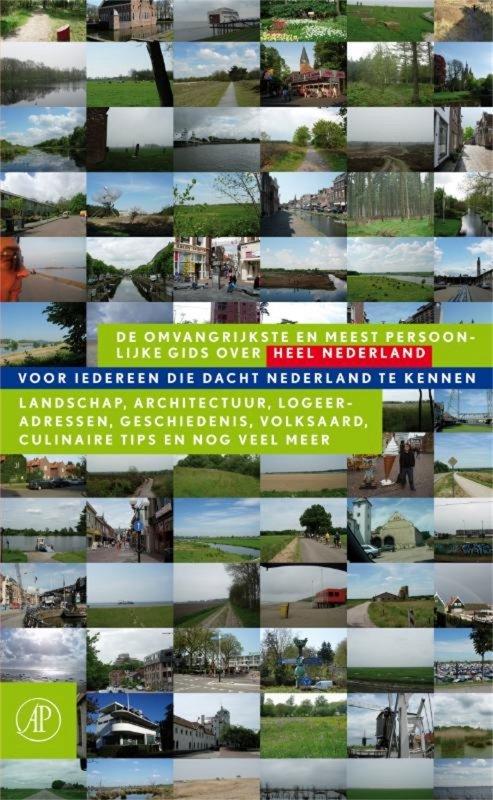 Rik Zaal - Heel Nederland set 2 delen