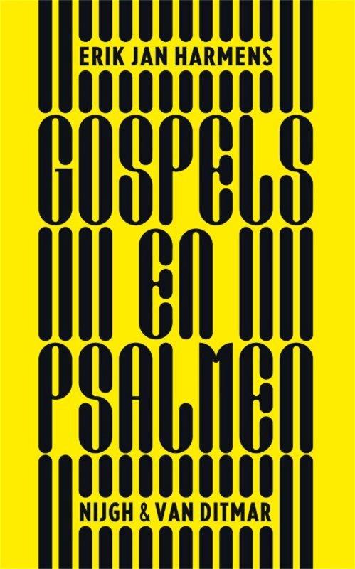 E.J. Harmens - Gospels en psalmen