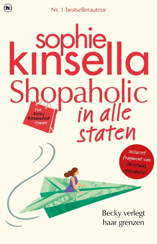 Sophie Kinsella - Shopaholic in alle staten
