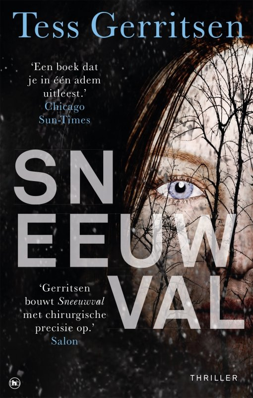 Tess Gerritsen - Sneeuwval