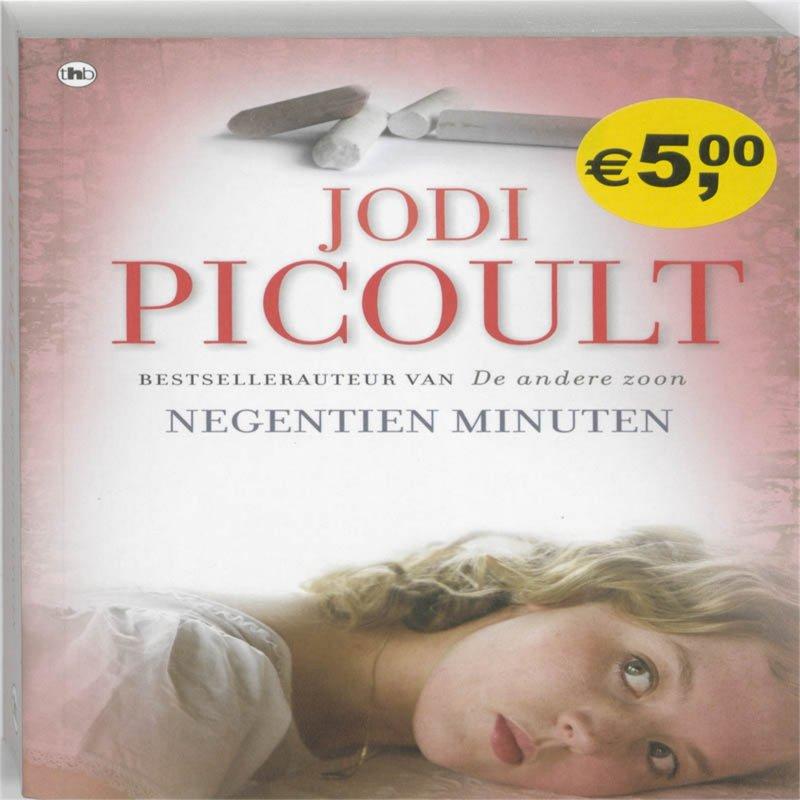Jodi Picoult - Negentien minuten