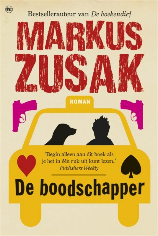 Markus Zusak - De boodschapper