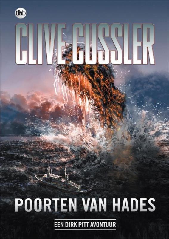 Clive Cussler - Poorten van Hades