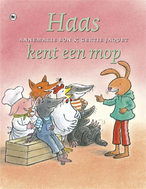 Annemarie Bon - Haas kent een mop
