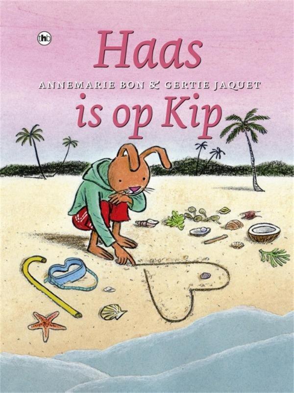 Annemarie Bon - Haas is op kip