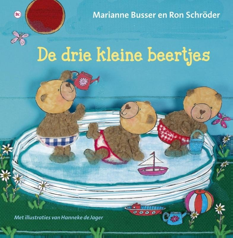 Marianne Busser & Ron Schröder - De drie kleine beertjes