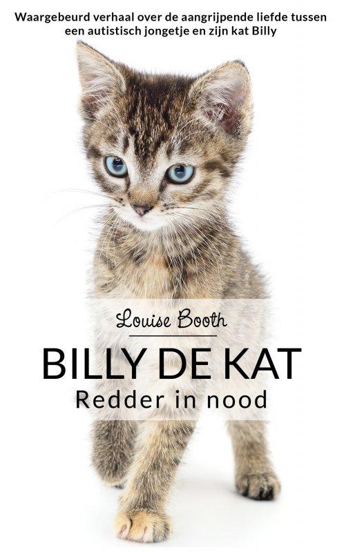 Louise Booth - Billy de kat