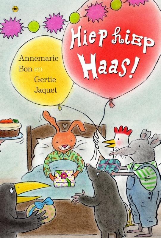 Annemarie Bon - Hiep hiep Haas!