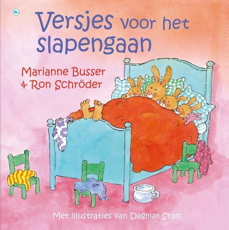 Marianne Busser & Ron Schröder - Versjes voor het slapengaan