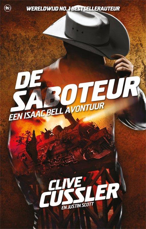 Clive Cussler en Justin Scott - De Saboteur
