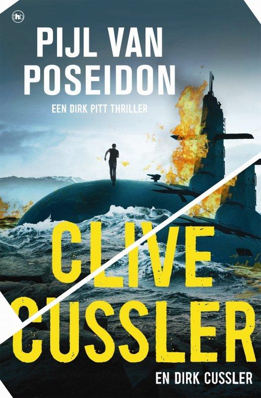 Clive Cussler en Dirk Cussler - Pijl van Poseidon