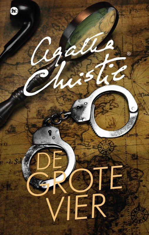 Agatha Christie - De grote vier
