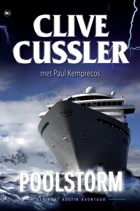 Clive Cussler en Paul Kemprecos - Poolstorm